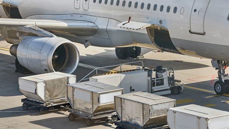 Send Air Cargo from UK to Pakistan